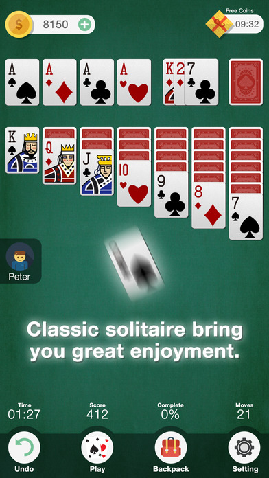 Download Solitaire·* App on your Windows XP/7/8/10 and MAC PC