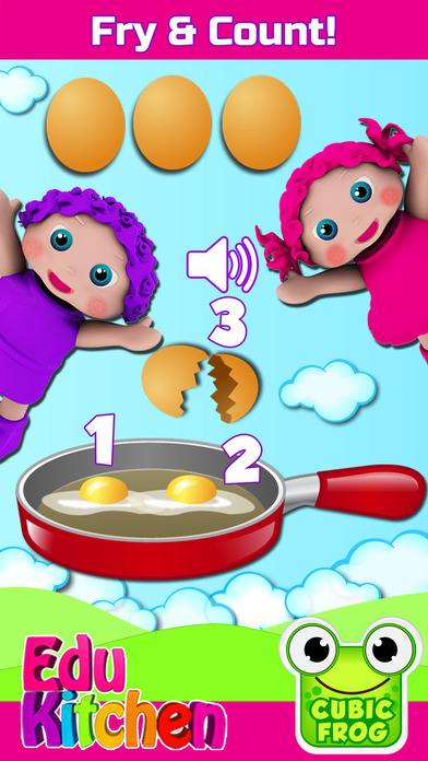 Download Toddler Kitchen Cooking Games-EduKitchen Girl Free App on your Windows XP/7/8/10 and MAC PC
