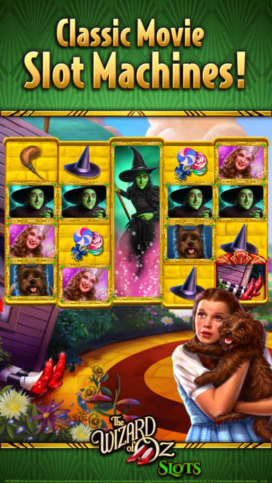 Download Wizard of Oz - Vegas Casino Slot Machine Games App on your Windows XP/7/8/10 and MAC PC
