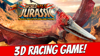 Download World Wild Jurassic . Dinosaur Simulator Racing Game Free 3D App on your Windows XP/7/8/10 and MAC PC