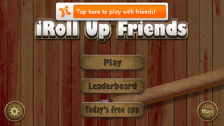 Download iRoll Up Friends: Multiplayer Rolling and Smoking Simulator Game App on your Windows XP/7/8/10 and MAC PC