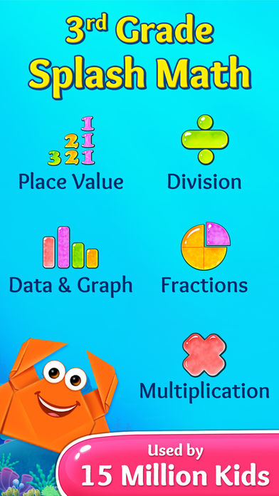 Download 3rd Grade Math - Multiplication Facts & Kids Games App on your Windows XP/7/8/10 and MAC PC