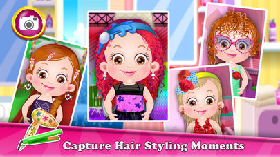 Download Baby Hazel Hair Day Lite App on your Windows XP/7/8/10 and MAC PC