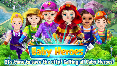 Download Baby Heroes - Save the City! App on your Windows XP/7/8/10 and MAC PC