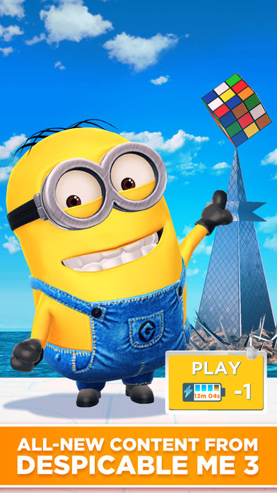Download Despicable Me: Minion Rush App on your Windows XP/7/8/10 and MAC PC