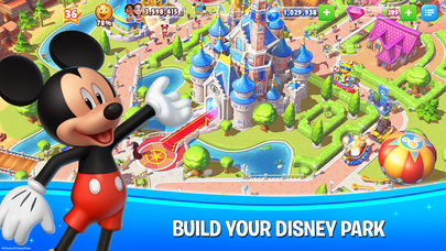 Download Disney Magic Kingdoms App on your Windows XP/7/8/10 and MAC PC