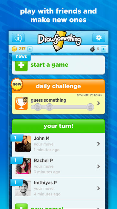 Download Draw Something Classic App on your Windows XP/7/8/10 and MAC PC