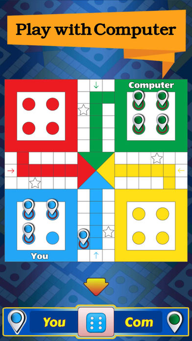Download Ludo King App on your Windows XP/7/8/10 and MAC PC