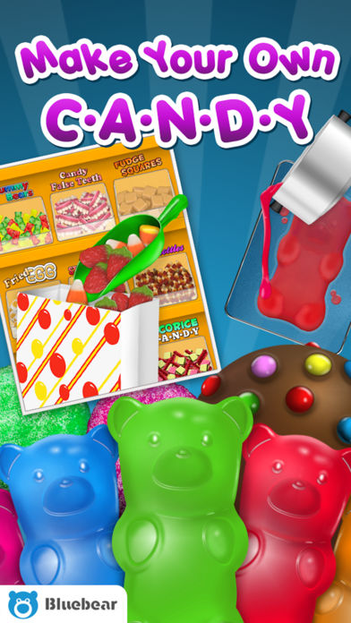 Download Make Candy App on your Windows XP/7/8/10 and MAC PC