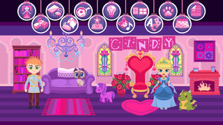 Download My Princess Castle - Fantasy Doll House Maker Game for Kids and Girls App on your Windows XP/7/8/10 and MAC PC