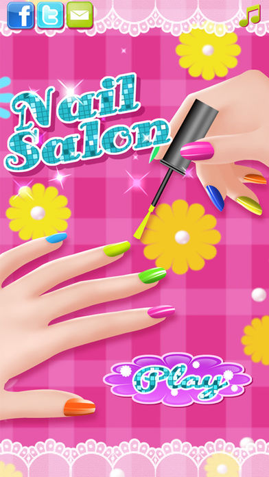 Download Nail Salon™ - Girls Makeup, Dressup and Makeover Games App on your Windows XP/7/8/10 and MAC PC