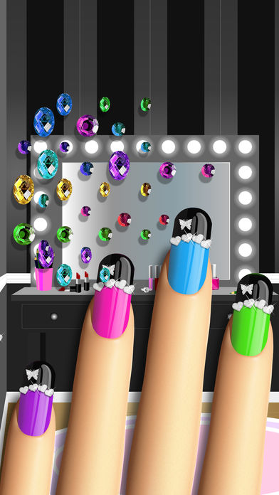 Download Nail Salon™ Virtual Nail Art Salon Game for Girls App on your Windows XP/7/8/10 and MAC PC