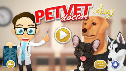 Download Pet Vet Doctor Dogs App on your Windows XP/7/8/10 and MAC PC