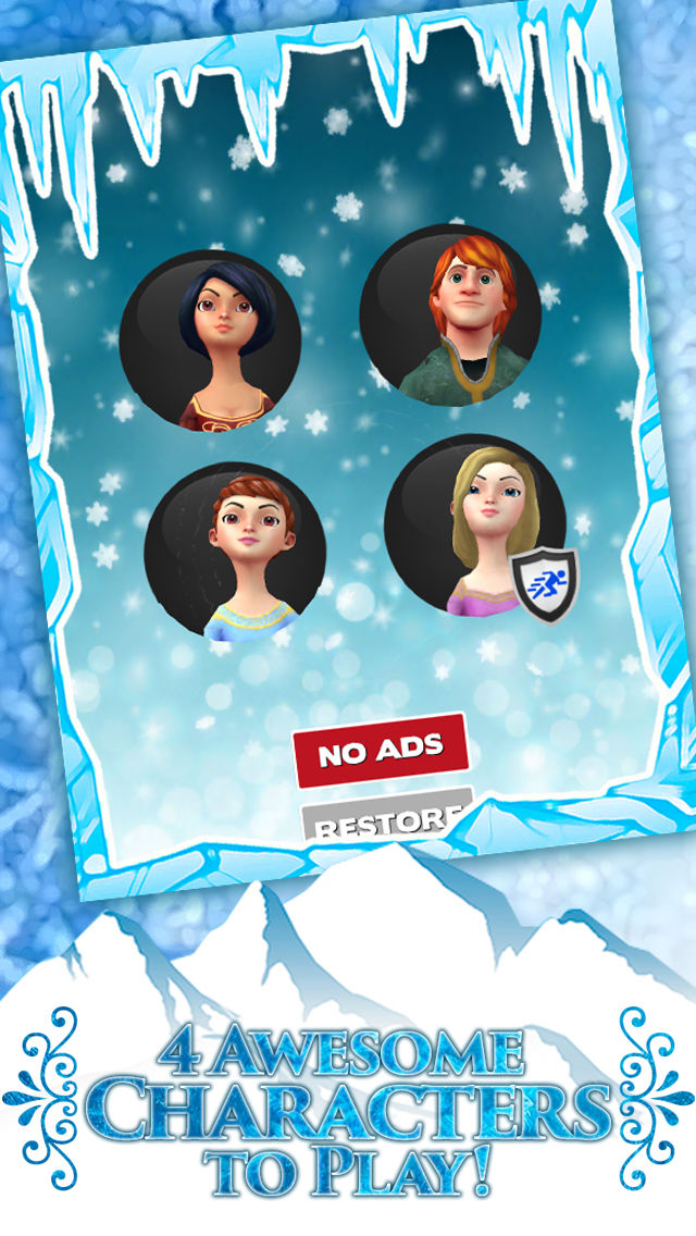 Download Frozen Princess Run 3D Infinite Runner Game For Girly Girls With New Fun Games FREE App on your Windows XP/7/8/10 and MAC PC