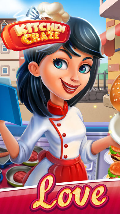 Download Kitchen Craze: Cooking Chef App on your Windows XP/7/8/10 and MAC PC