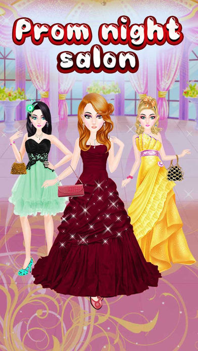 Download Prom Night Salon - A Princess Girls Dress-up and Make-up Makeover Game By Phoenix Games App on your Windows XP/7/8/10 and MAC PC