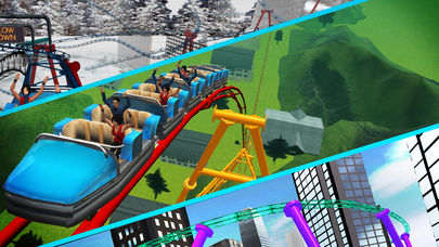 Download VR Roller Coaster Simulator 3d App on your Windows XP/7/8/10 and MAC PC